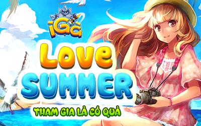 Sự kiện Love Summer