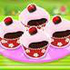 Game Bánh chocolate cherry