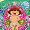 Game Chăm sóc Dora