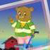Game Chăm sóc gấu con