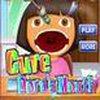 Game Dora kiếm tra miệng