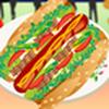 Game Đua làm Hotdog
