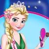 Game Elsa Dự Vũ Hội