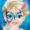 Game Elsa trang điểm Halloween