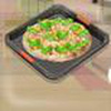 Game Pizza hải sản