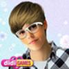 Game Trang điểm cho Justin