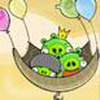 Game Angry Birds heo xanh phòng thủ