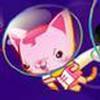 Game Bé mèo du hành vũ trụ