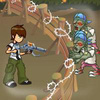 Game Ben 10 Diệt Zombies