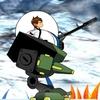 Game Ben 10 Trận Chiến Robot