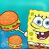 Game Spongebob ăn hamburger