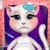Game Cấp Cứu Mèo Angela