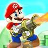 Game Mario Bắn Pháo Cói