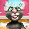 Game Mèo Tom Tắm Bồn
