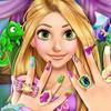 Game Rapunzel Chăm Sóc Tay