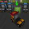 Game Đậu xe container 3d
