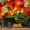 Game Xe quân đội cứu hộ
