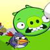 Game Angry Bird nhặt trứng