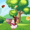 Game Công chúa lượm trái cây