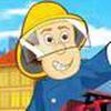Game Lái xe chữa cháy