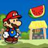 Game Mario ăn trái cây