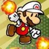 Game Mario ném lửa