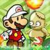 Game Mario vs Zombie 2