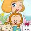 Game Fanny săn sóc vật nuôi