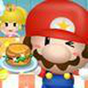 Game Mario bán hamburger