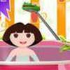 Game Tắm mát với Dora