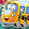Game Xe bus trường học