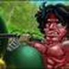 Game Rambo đào thoát