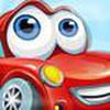 Game Bé xe tập lái