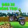 Game Biểu diễn xe ở nông trại
