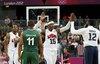 Game Bóng rổ Olympic