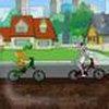 Game Cuộc đua xe giữa Tom và Jerry