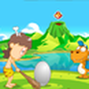 Game Đánh golf thời tiền sử
