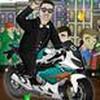 Game Gangnam Style đua xe