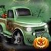 Game Lái xe đêm Halloween