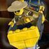 Game Lego lái xe lửa