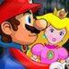 Game Mario cứu công chúa Peach