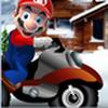 Game Mario Địa Hình Tuyết
