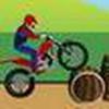 Game Mario Lái Moto Biểu Diễn