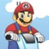 Game Mario lái moto nước