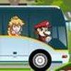 Game Mario lái xe bus