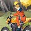 Game Naruto lái moto