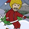 Game Người điên Trượt Tuyết