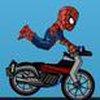 Game Người nhện lái xe nghệ thuật