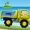 Game Pikachu lái xe tải