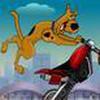 Game Scooby Doo biểu diễn BMX